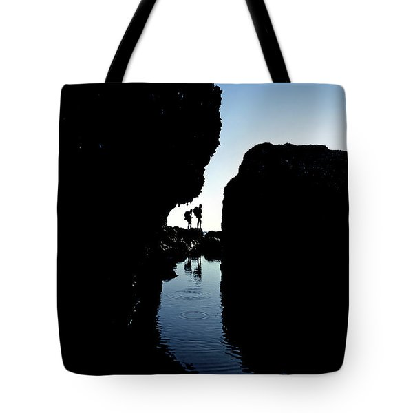 Shore Patrol Tote Bag