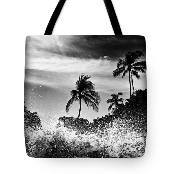 Shorebreak Tote Bag