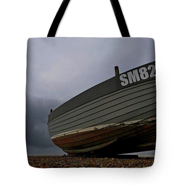 Shoreham Boat Tote Bag by John Topman