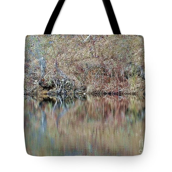 Tote Bag featuring the photograph Shoreline by Christian Mattison