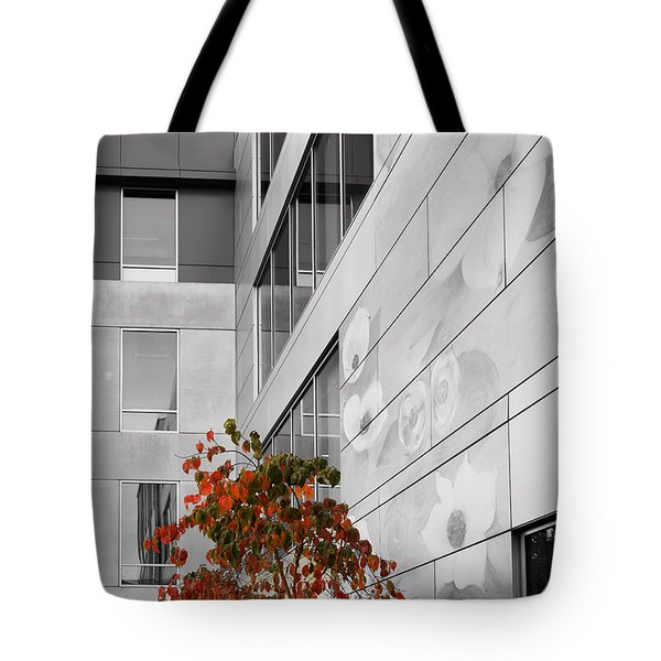 Shoreline City Hall Tote Bag
