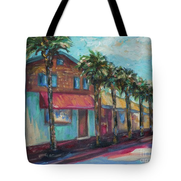 Shorelines And Pete's Tote Bag