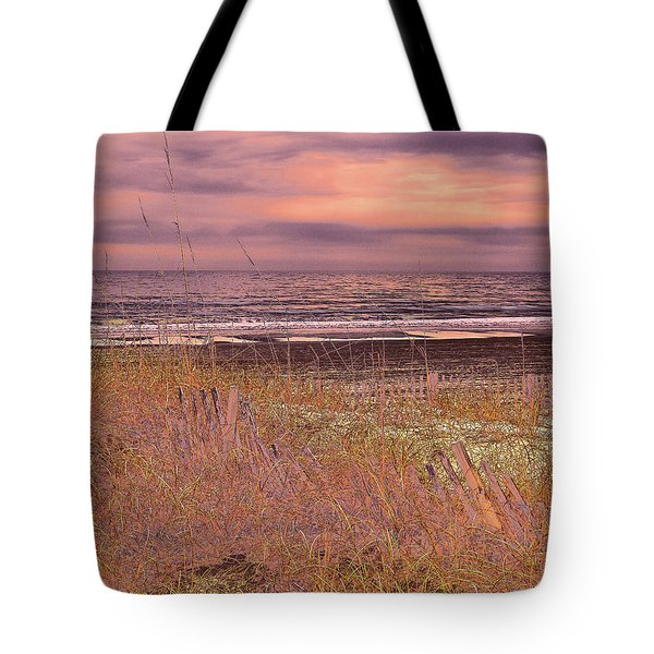 Shores Of Life Tote Bag