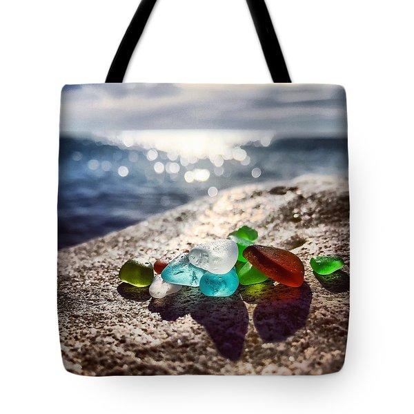 Shoreshine Tote Bag