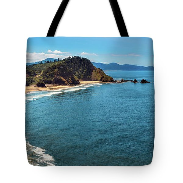 Tote Bag featuring the photograph Short Beach, Oregon by John Hight