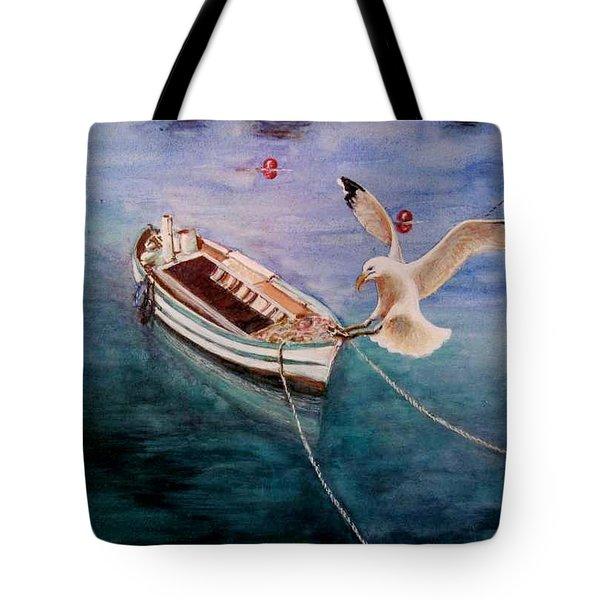 Short Flite Tote Bag