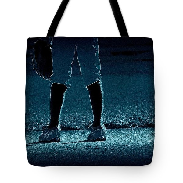 Short Stop Tote Bag