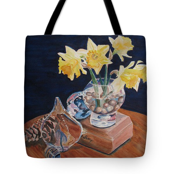 Short Story II Tote Bag by Jenny Armitage