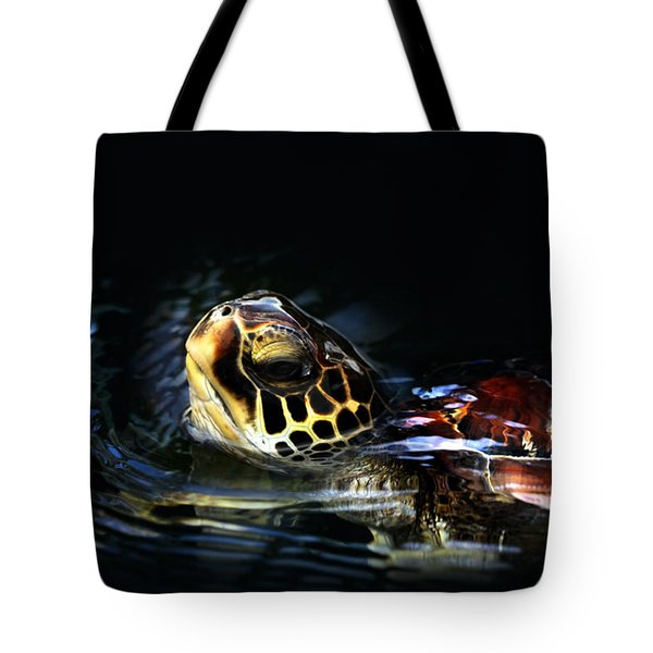 Short Visit Tote Bag