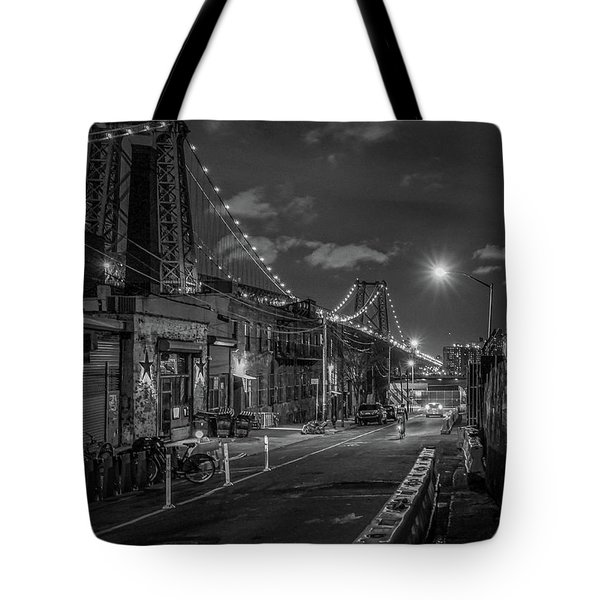 Shortcut Tote Bag by Jeffrey Friedkin