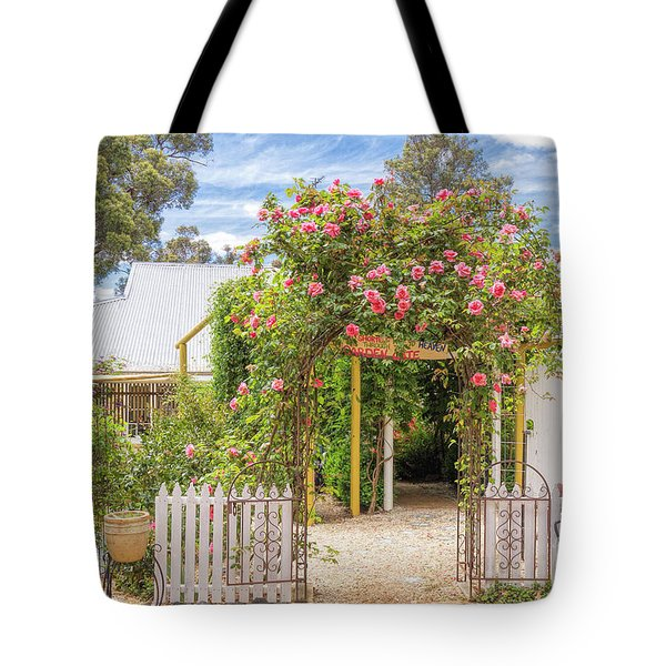 Shortest Way To Heaven #2 Tote Bag
