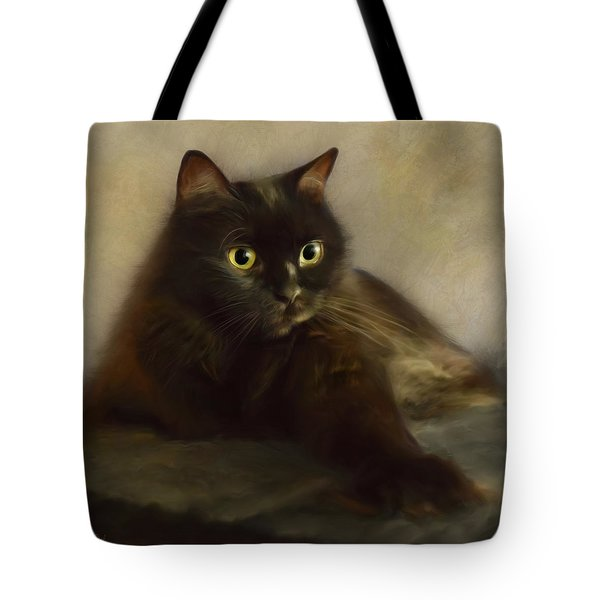 Shorty Tote Bag