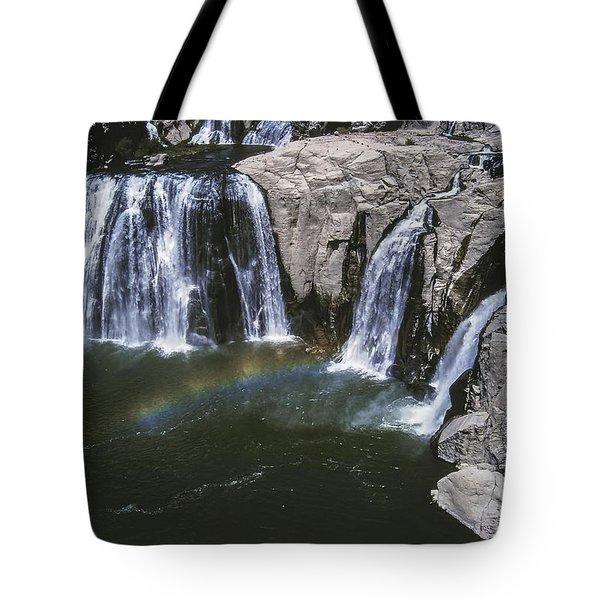 Shoshone Falls Idaho Tote Bag