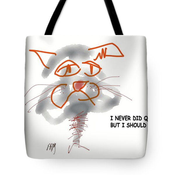 Should Have Tote Bag