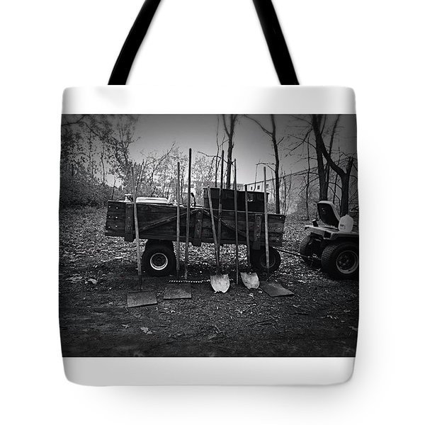 Shovels And Fappers Tote Bag