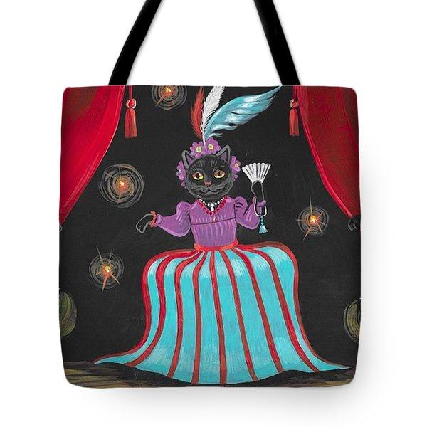 Show Cats Tote Bag