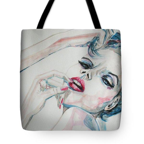 Show Me The Way Tote Bag