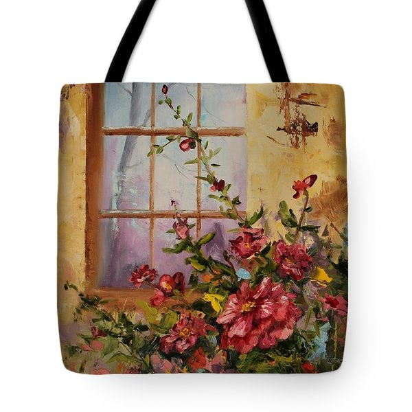 Show Of Color Tote Bag