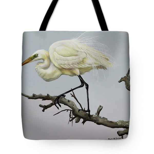 Show Off Tote Bag by Phyllis Beiser