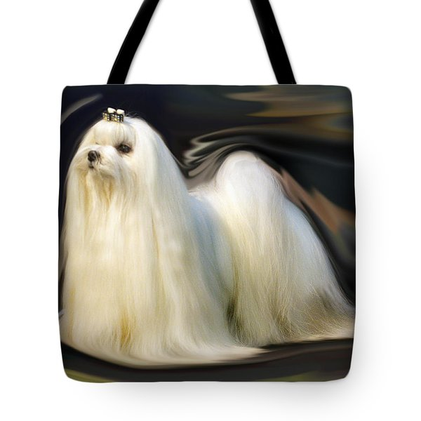 Show Stopper Tote Bag by Graham Hawcroft pixsellpix