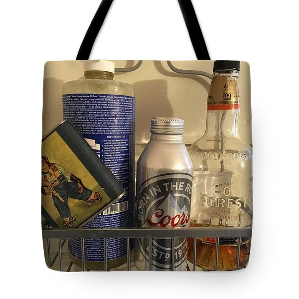 Shower Caddy 2 Tote Bag
