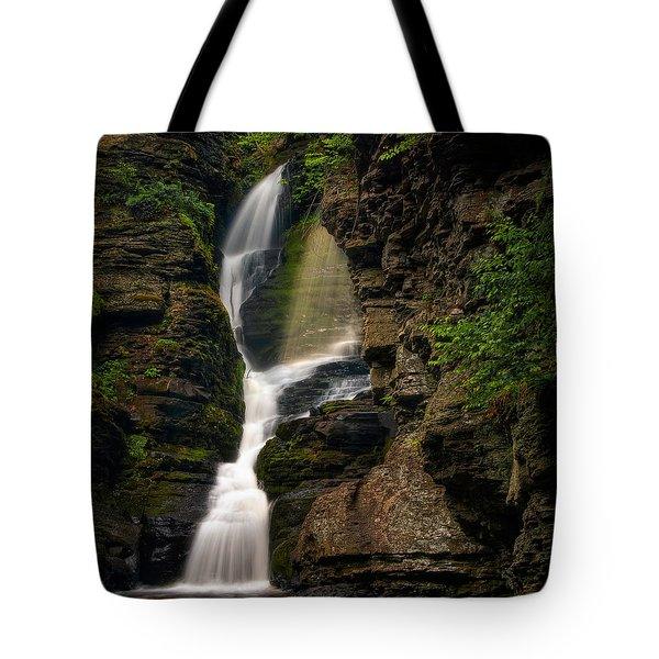 Shower Of Eden Tote Bag