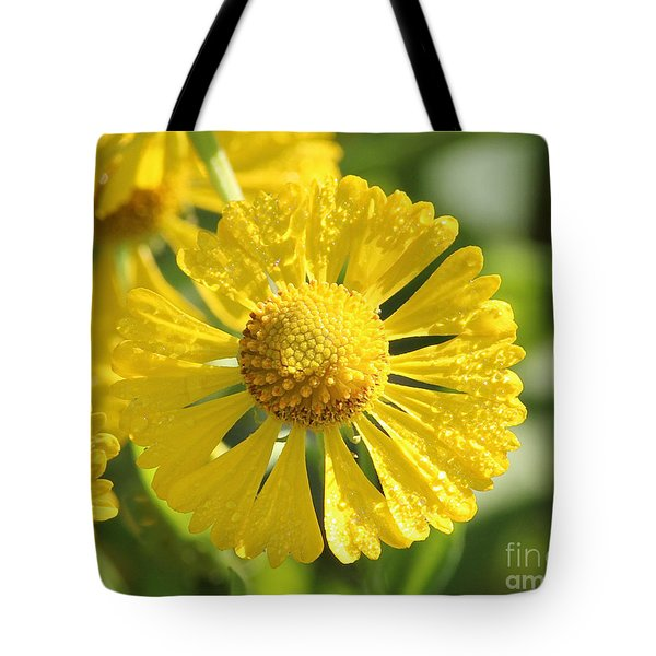 Showered With Love Tote Bag by Anita Oakley