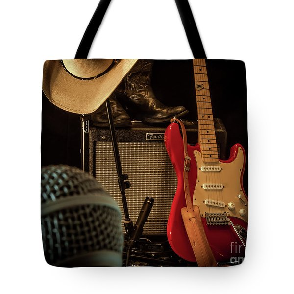 Show's Over Tote Bag