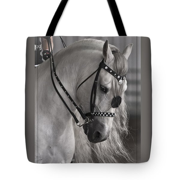 Showtime Tote Bag by Wes and Dotty Weber