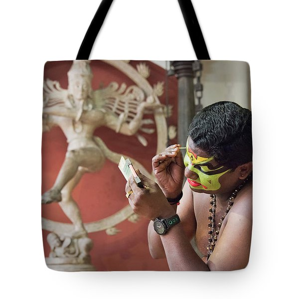 Showtime Tote Bag by Marion Galt