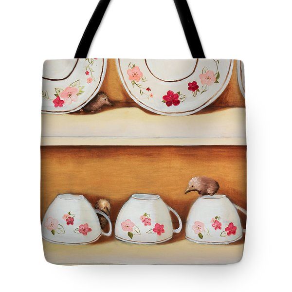 Shrews Tote Bag