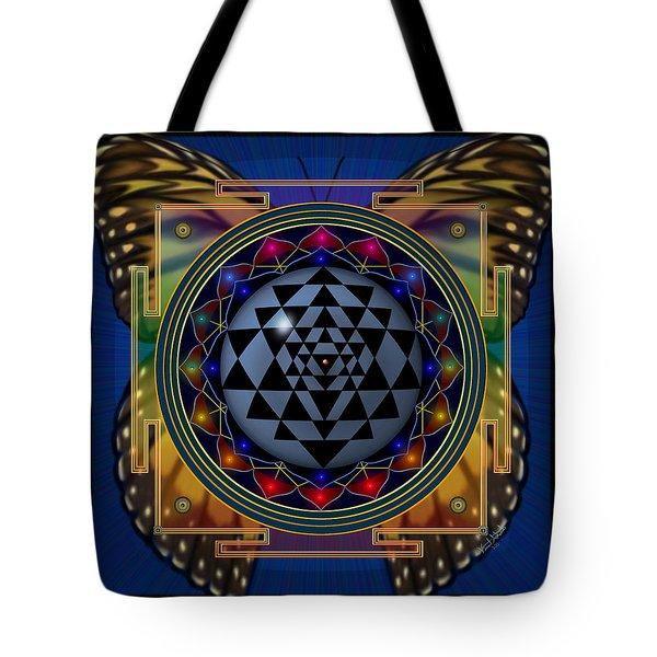 Shri Yantra 1 Tote Bag