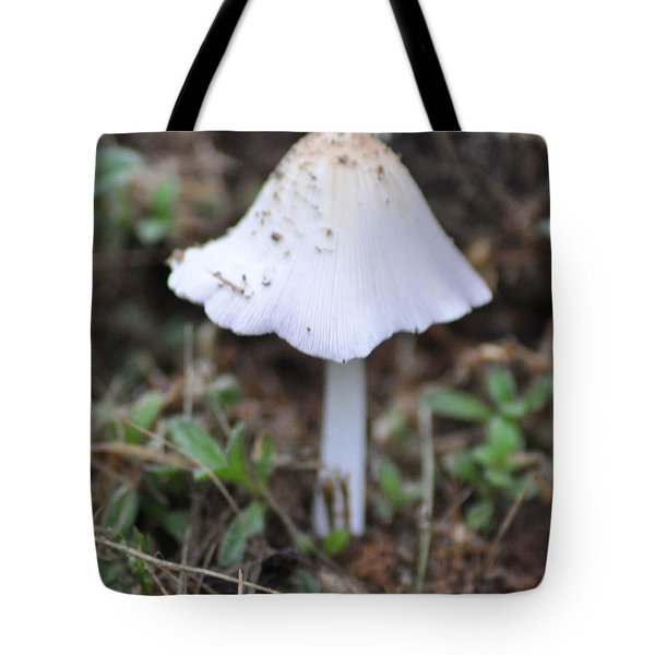 Shroom Tote Bag by Bill Cannon