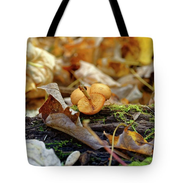 'shrooms Tote Bag