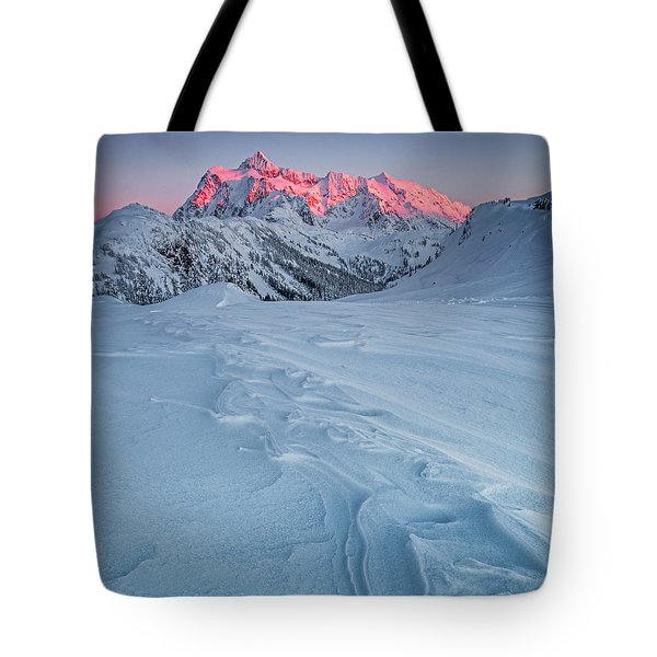 Shuksan's Shine Tote Bag