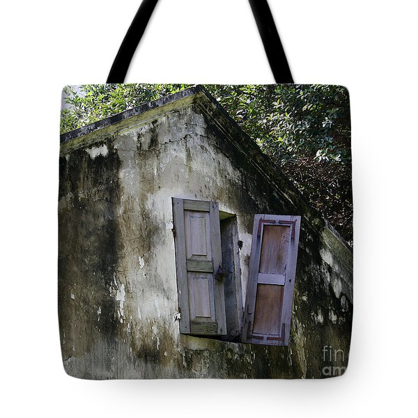 Shuttered #3 Tote Bag