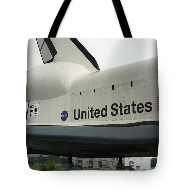 Shuttle Tote Bag by David S Reynolds