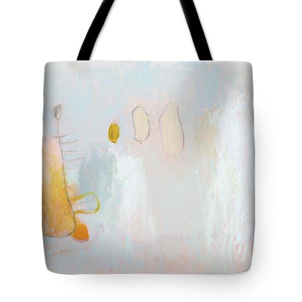 Shy One Tote Bag