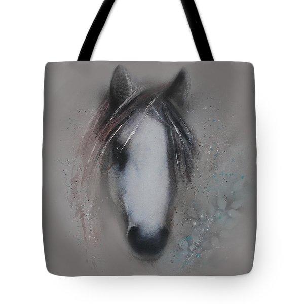 Shy Wisdom Tote Bag
