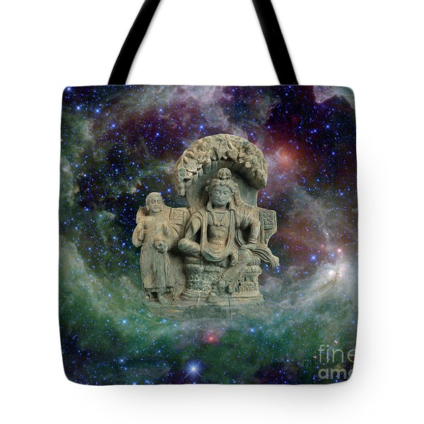 Siddharta Tote Bag