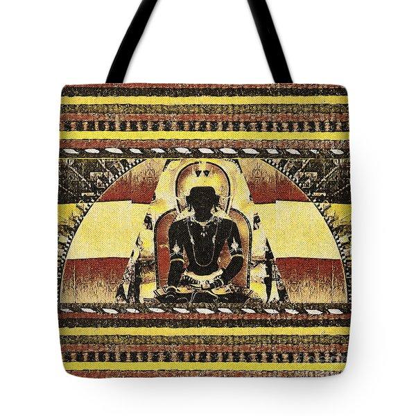 Siddhartha Gautam Tote Bag