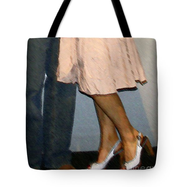 Side-effect Tote Bag