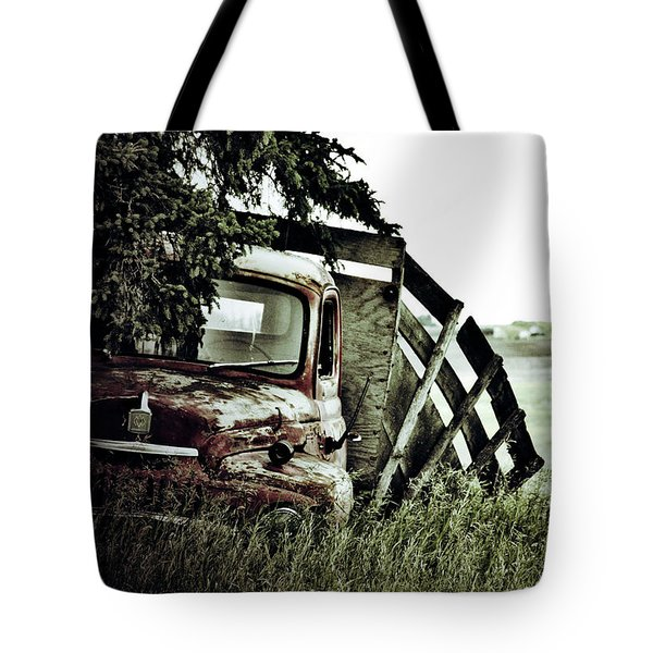 Side Stop Tote Bag by Jerry Cordeiro