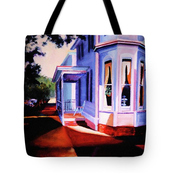 Side Street - Lambertville Tote Bag