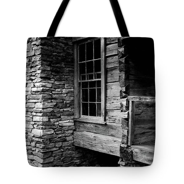 Side View Tote Bag