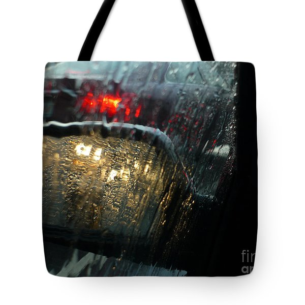 Side View Mirror 1 Tote Bag