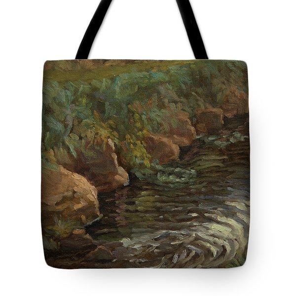 Sidie Hollow Tote Bag