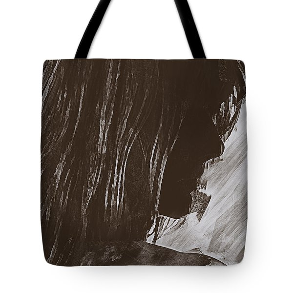 Tote Bag featuring the digital art Sienna by Galen Valle