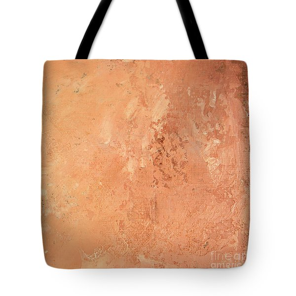 Sienna Rose Tote Bag by Michael Rock
