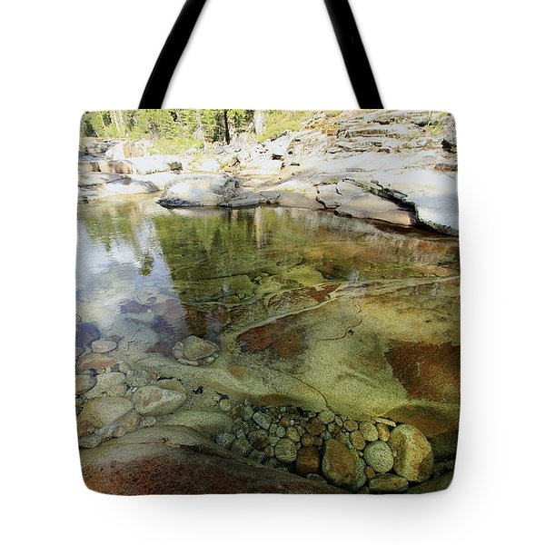 Tote Bag featuring the photograph Sierra Dreamscape  by Sean Sarsfield